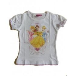 Tričko Princess Popoluška