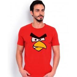 Tričko Angry Birds červené