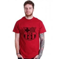 Tričko červené FC Barcelona