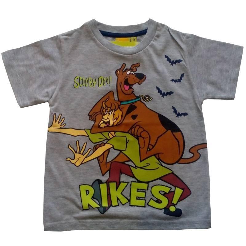 Tričko Scooby Doo sivá