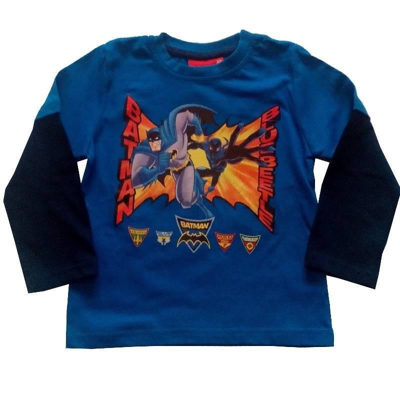 Tričko Batman modré