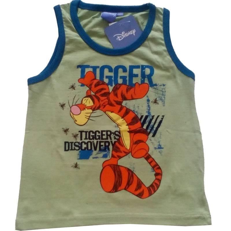 Tielko Tigger zelené