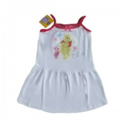 Šaty Macko Pooh-biela