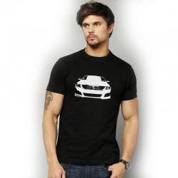 Tričko čierne Volkswagen