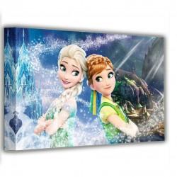 Obraz na stenu Frozen - Ľadové kráľovstvo
