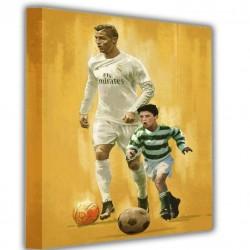 Obraz na stenu Cristiano Ronaldo