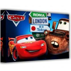 Obraz na stenu Cars  - Autá McQueen