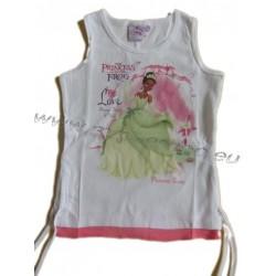 Tielko Disney Princess -biela