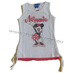 Tielko Minnie-biela