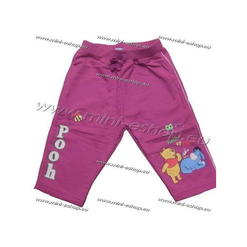 Tepláky Macko Pooh-tm.ružová