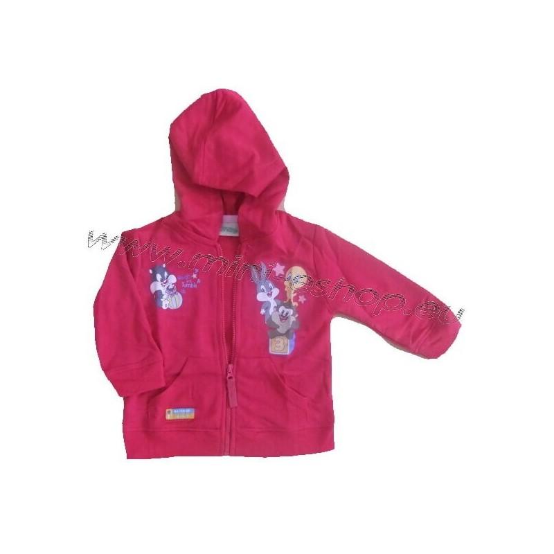 Mikina TWEETY ružová