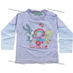 Tričko Tweety- fialová