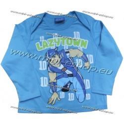 Tričko Lazy Town-modrá