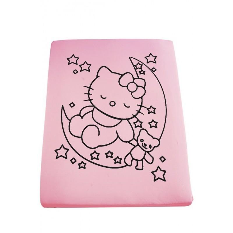 Hello Kitty plachta  120x60