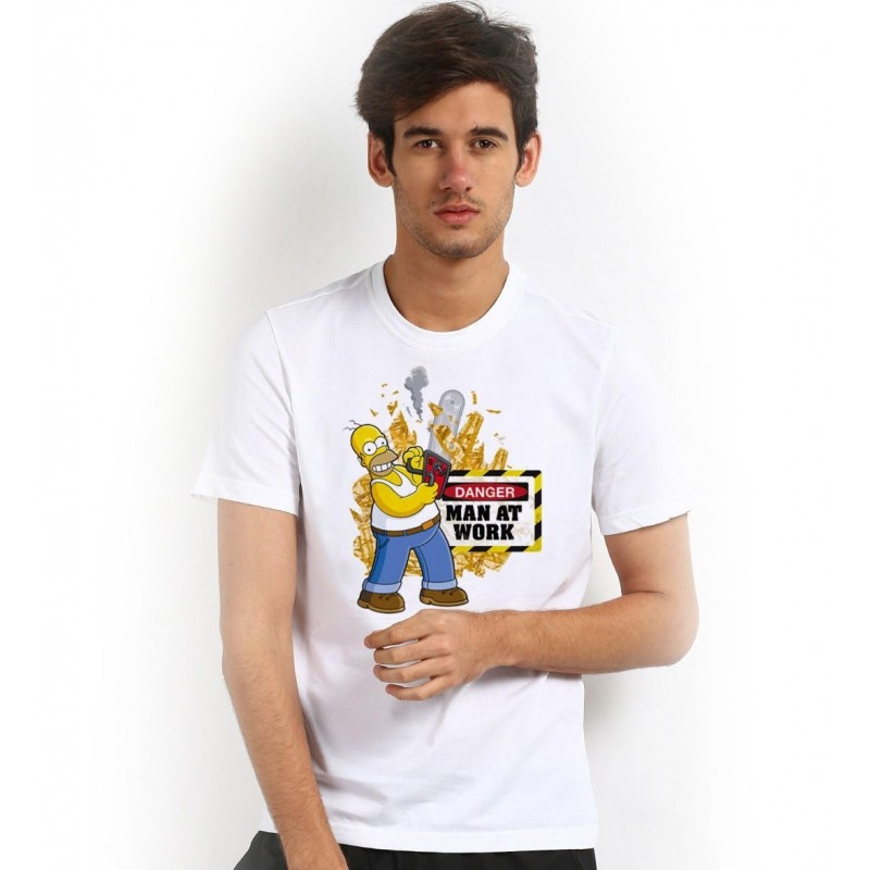 Tričko Homer Simpson