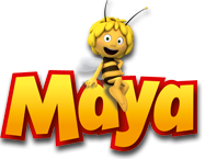 Rozprávky Včielka maja